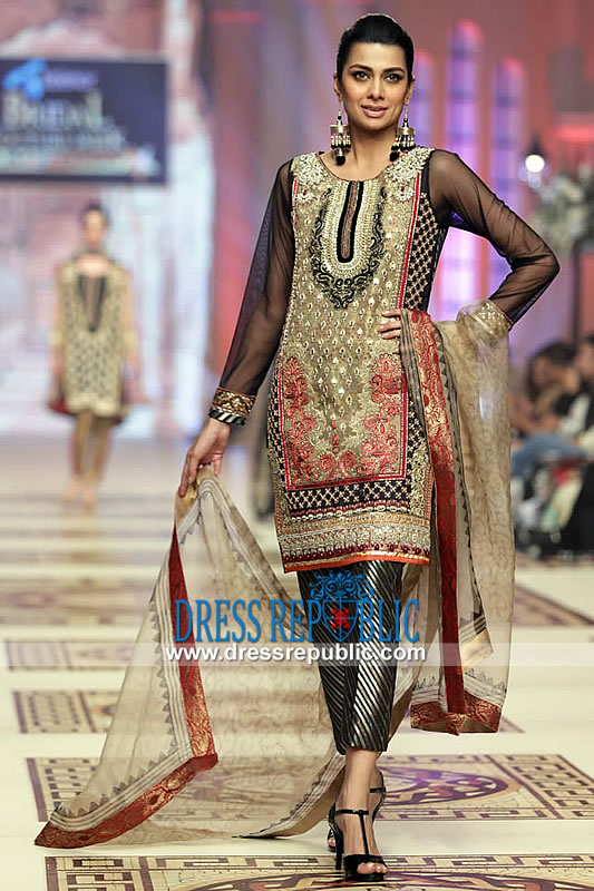 DR12019 Shop Best Pakistani Wedding Guest Dresses Online at in USA