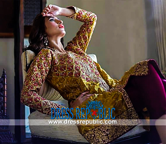Nadia Farooqui Dress