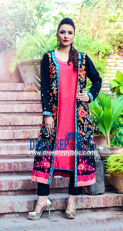 Online Pakistani Suits London, Latest Collection of Pakistani Dresses 2017