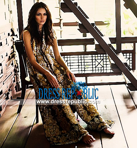 Zunuj Dresses 2016 Collection Buy Online in California, USA