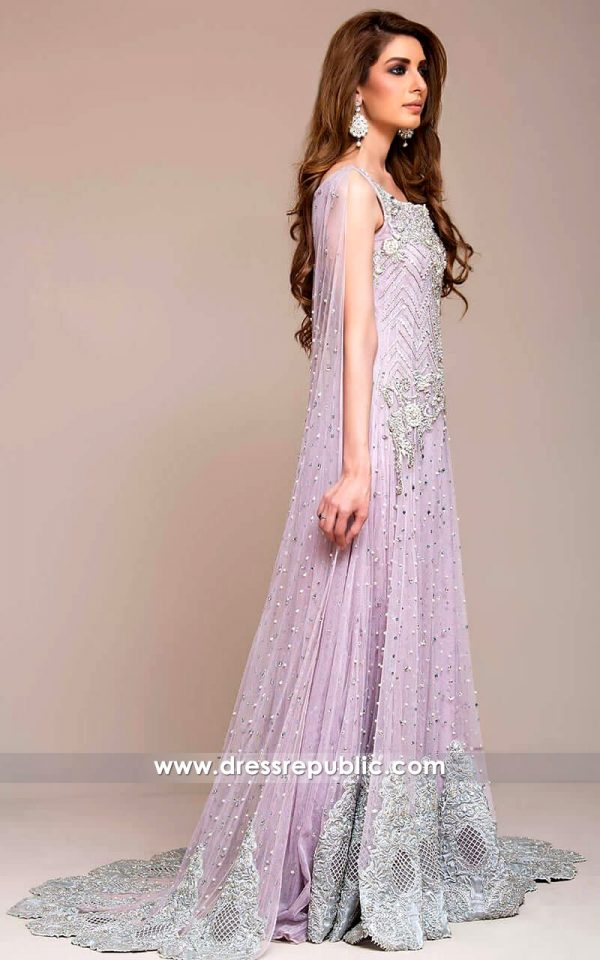 dr14184 - Dress for Engagement Bride