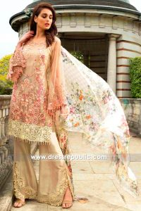 DRP6599 - Sobia Nazir Luxury Chiffon Collection EID 2017