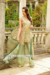 DRP6602 - Sobia Nazir Luxury Chiffon Collection EID 2017