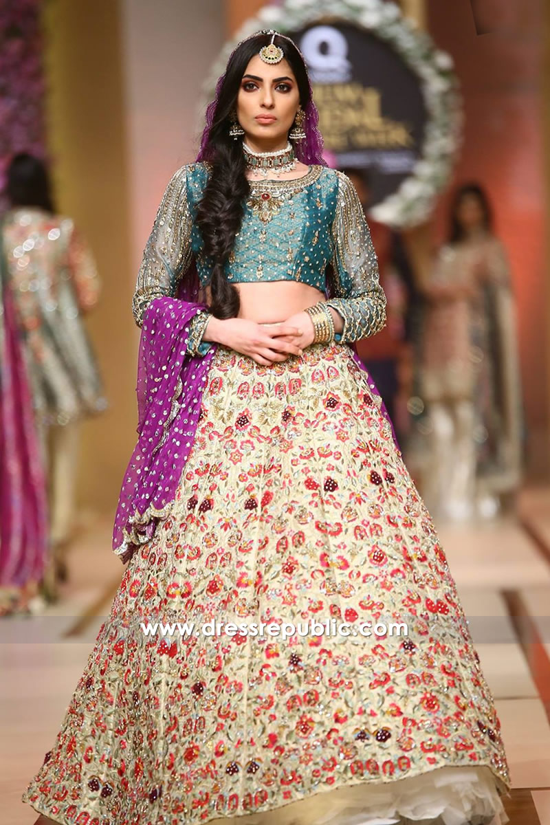 DR14206 - Bridal Couture Week 2017 Collection