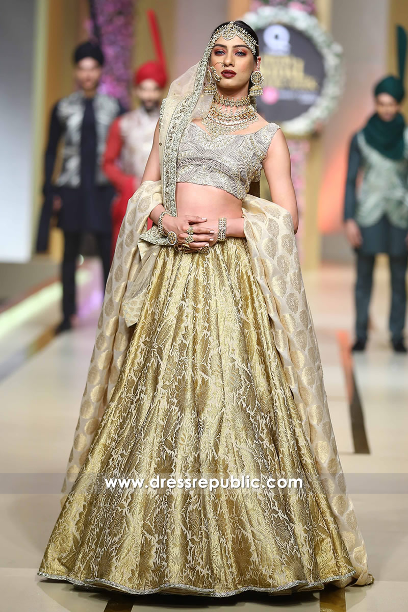 DR14216 - Asian Bridal Dresses 2017 in South Africa