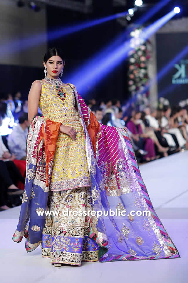 DR14248 - Kamiar Rokni Bridal Collection 2017 Buy in New York, California, USA