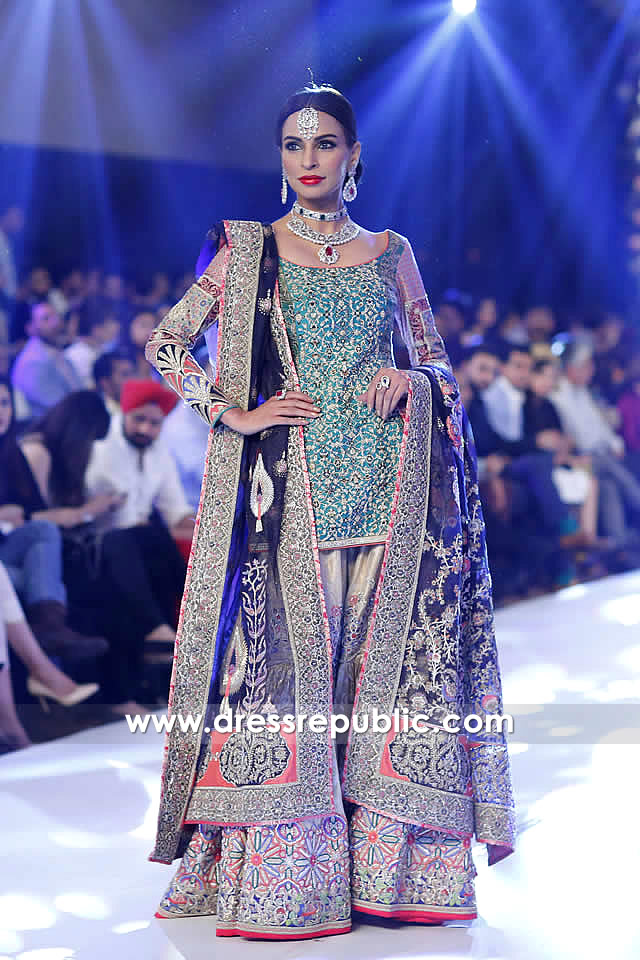 DR14250 - Kamiar Rokni Bridal Collection 2017 in London, Manchester, Birmingham