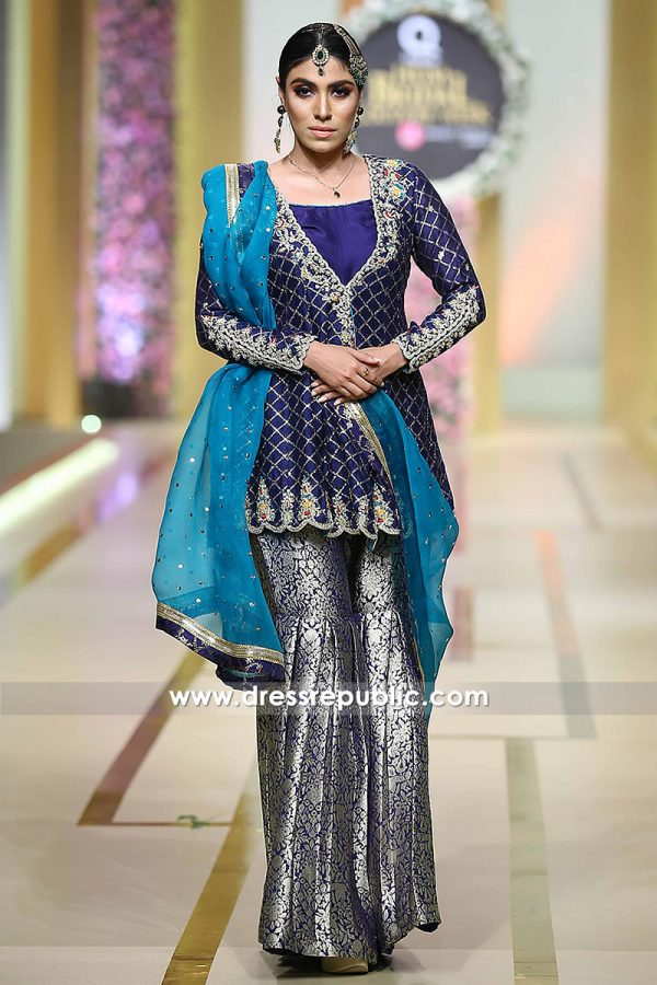 DR14259 - Sana Abbas Dresses 2017 Collection