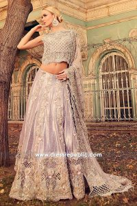 DR14302 - Lavender Maria B Bridal Dress