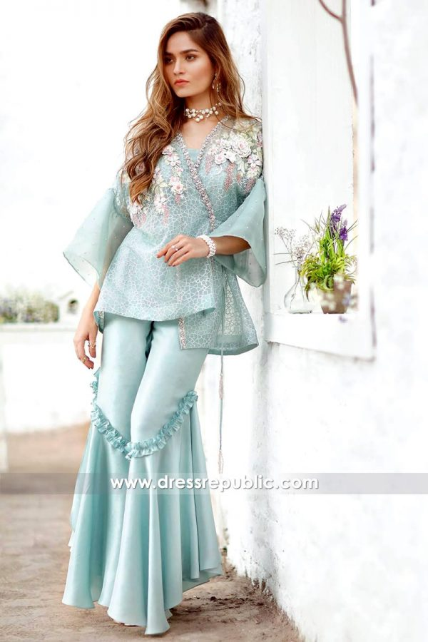 DR14303 - Modern Pakistani Dress 2017