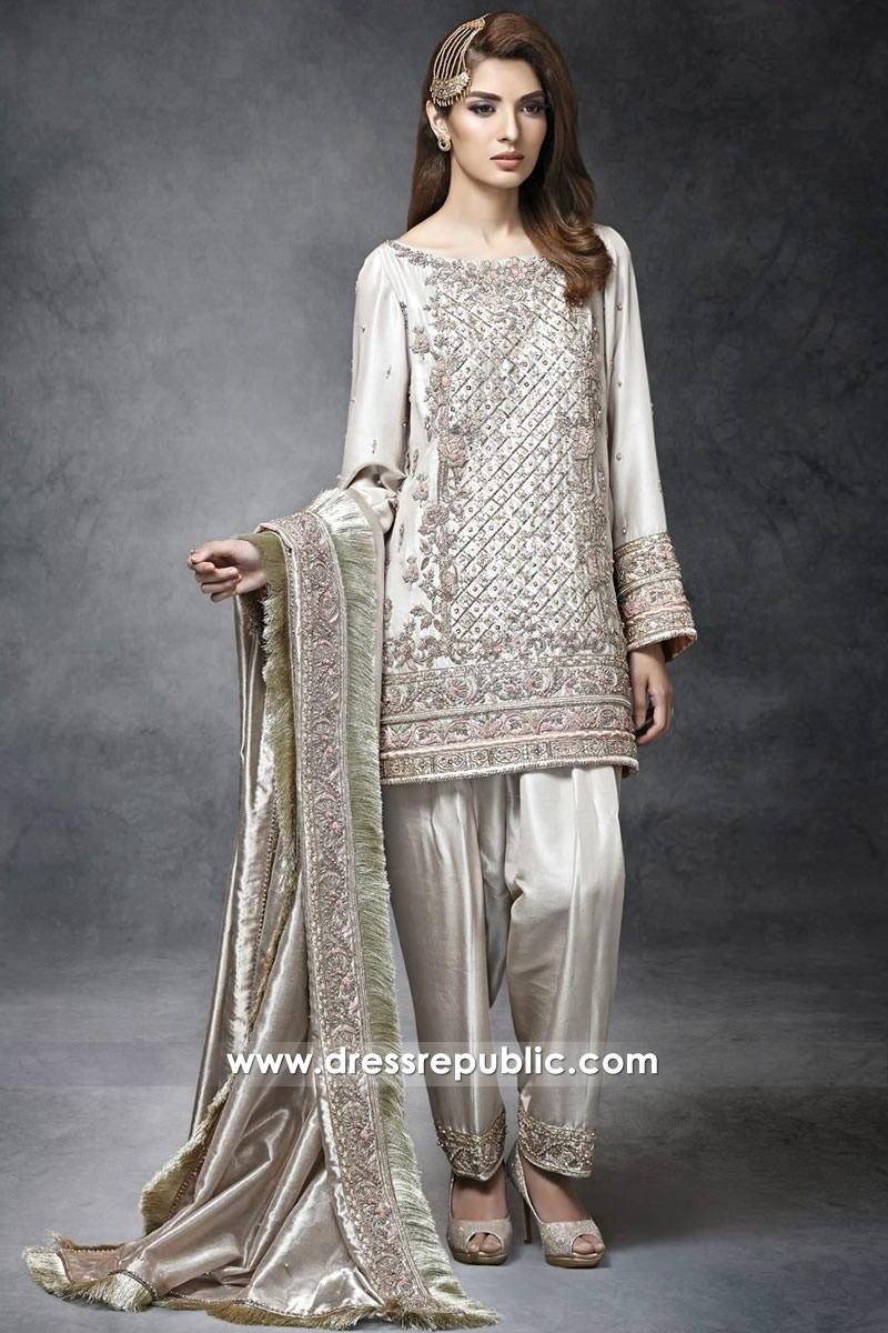 DR14289 - Native Pakistani Designer Clothing Brand