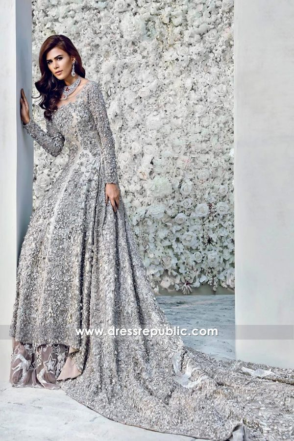 DR14314 - Republic Womenswear Bridal Lehenga 2017 Buy Online in USA