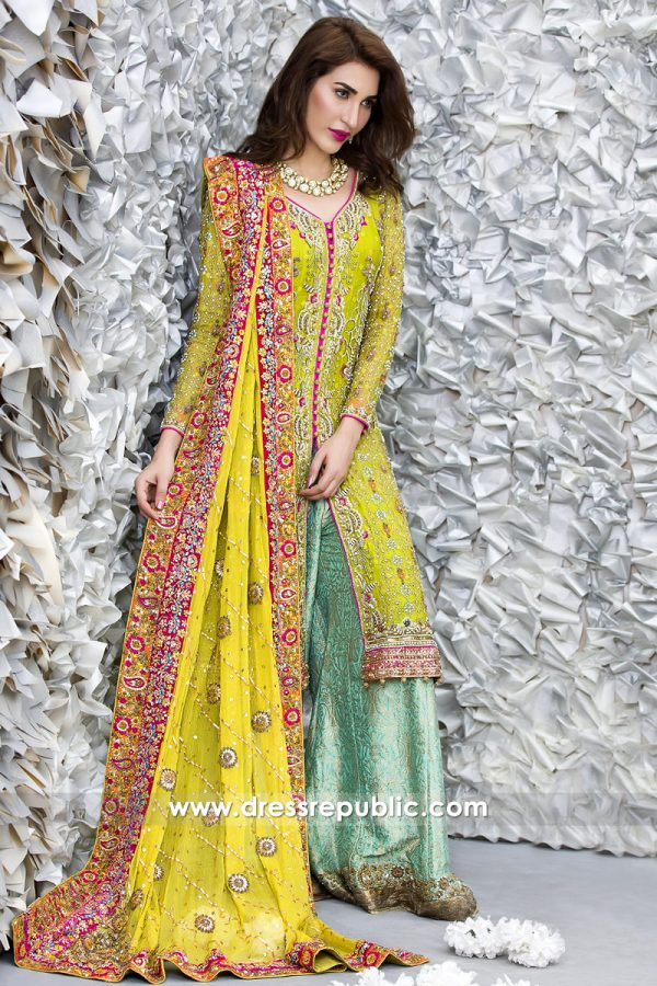 DR14339 - Bridal Dress by Tena Durrani