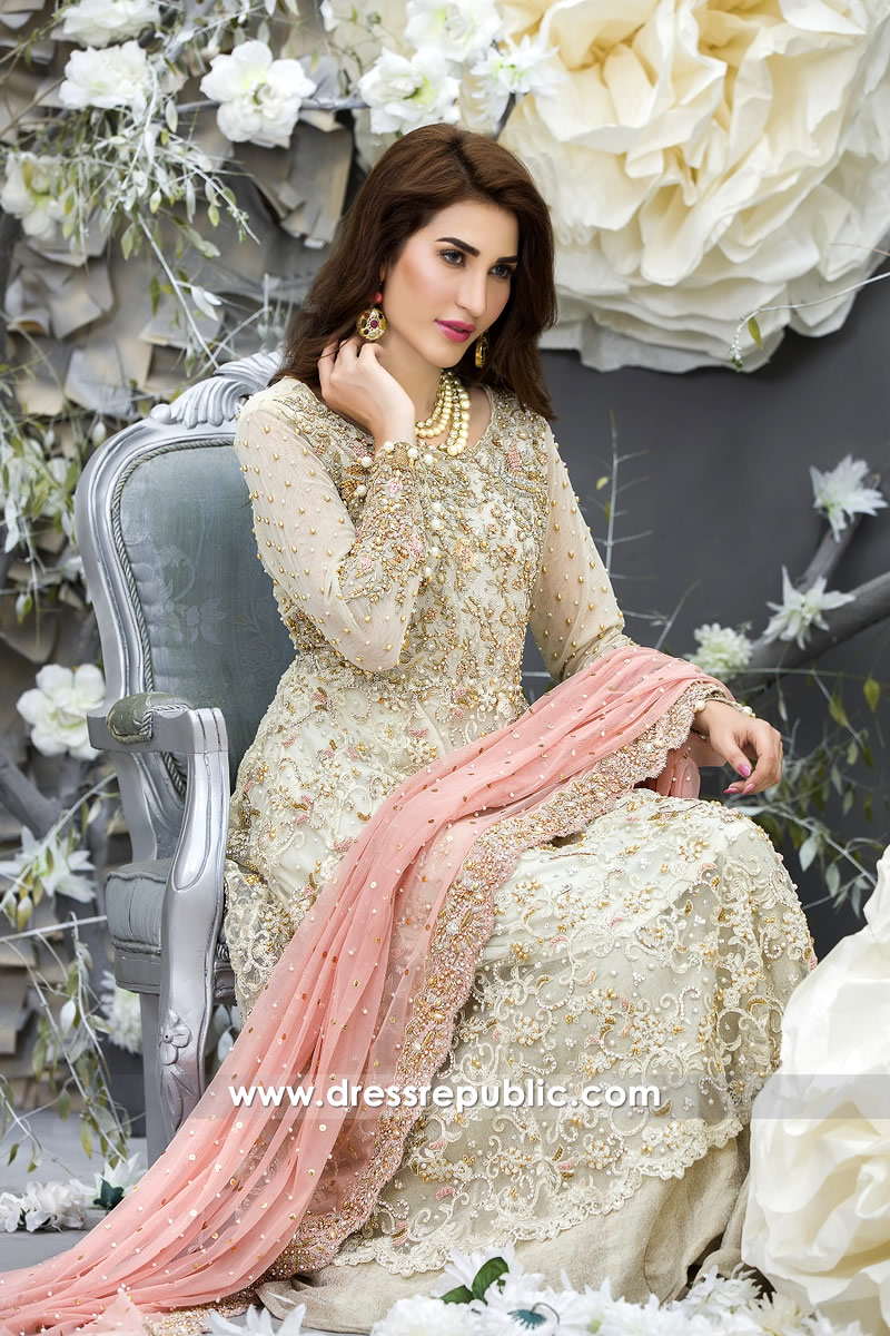 DR14340 - Bridal Dress by Tena Durrani