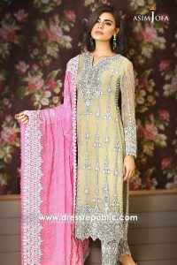 DRP6771 - Asim Jofa New Collection 2017