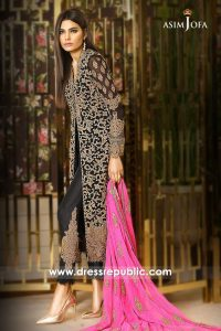 DRP6774 - Asim Jofa New Collection 2017