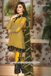 DRP6776 - Asim Jofa New Collection 2017