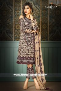 DRP6779 - Asim Jofa New Collection 2017