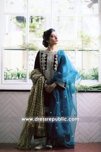 DR14389 - Pakistani Evening Wears 2017 UK