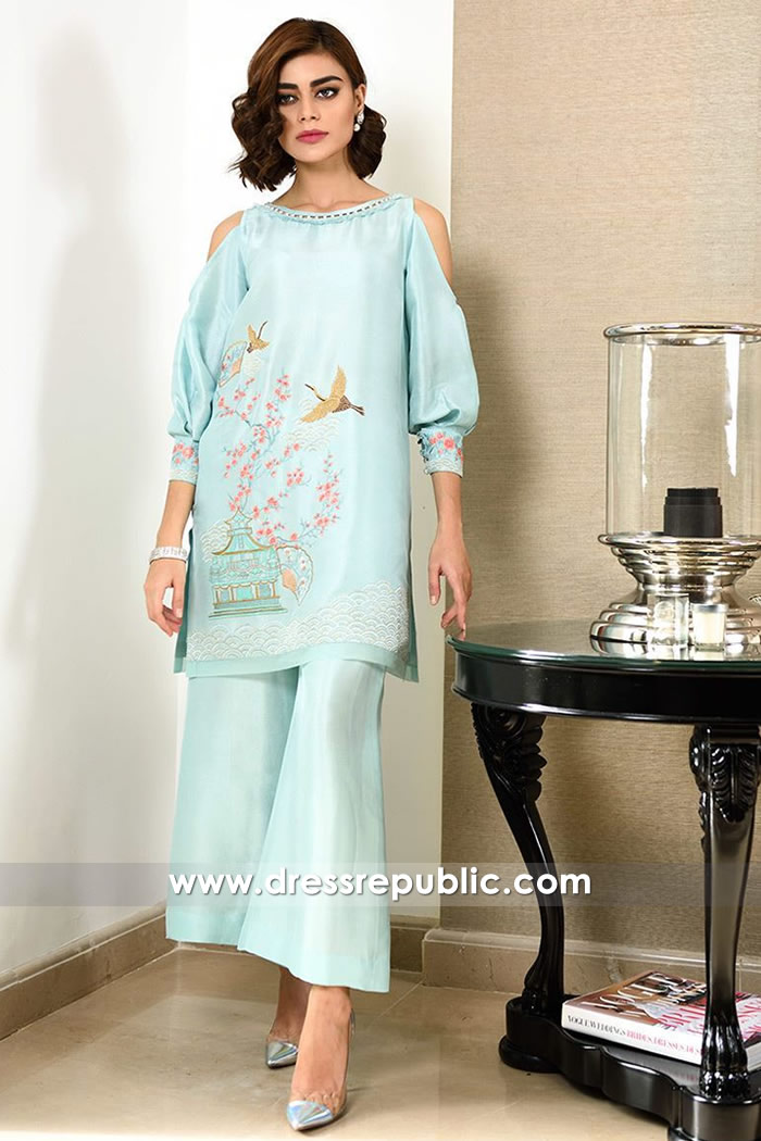 DR14401 - Casual Pakistani Dress Australia