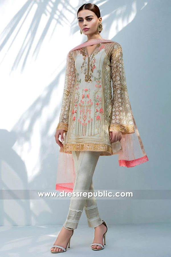 DR14419 - Anarkali Dress 2017 USA Shop Online