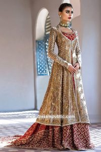 DR14422 - Sania Maskatiya Bridal Dresses 2017 UK