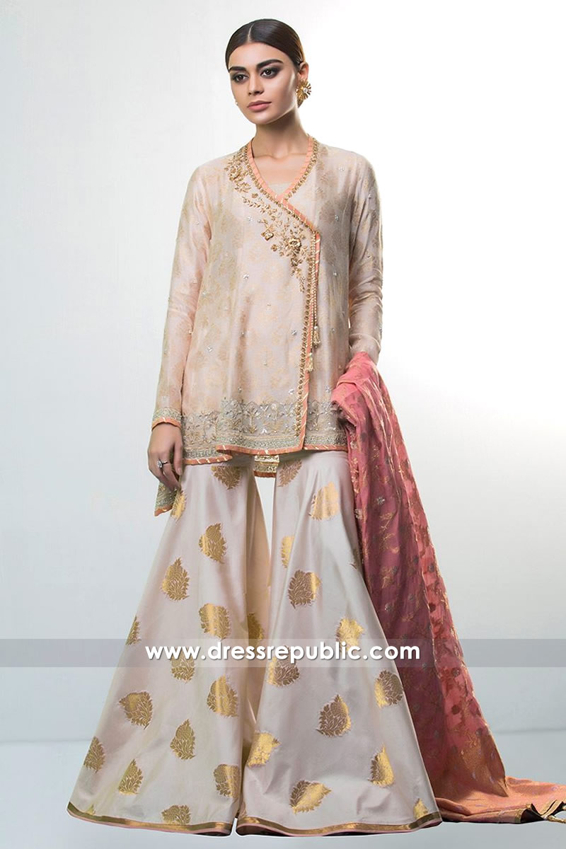 DR14425 - Sania Maskatiya Wedding Guest Dresses USA