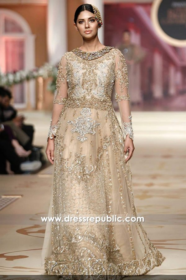 DR14472 - Hajra Hayat Bridal Dresses 2018 UK, Canada