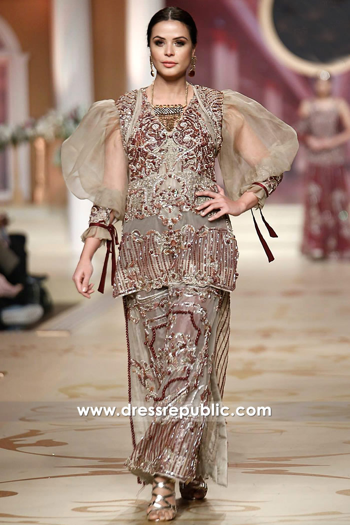 DR14474 - Pantene Hum Bridal Couture Week 2017