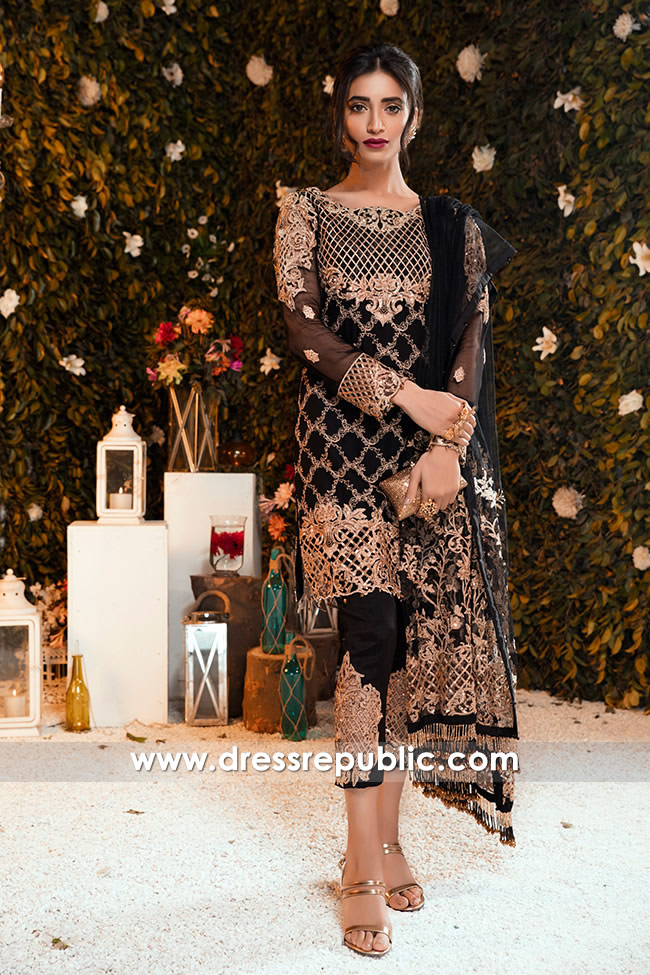 DRP6964 - Gulaal Premium Embroidered Wedding Collection