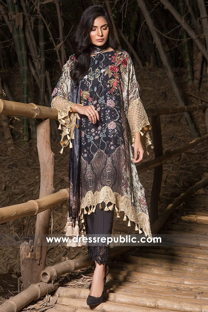 DRP6982 - Sobia Nazir Winter Collection 2017