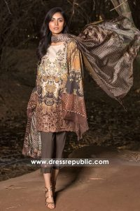 DRP6983 - Sobia Nazir Winter Collection 2017