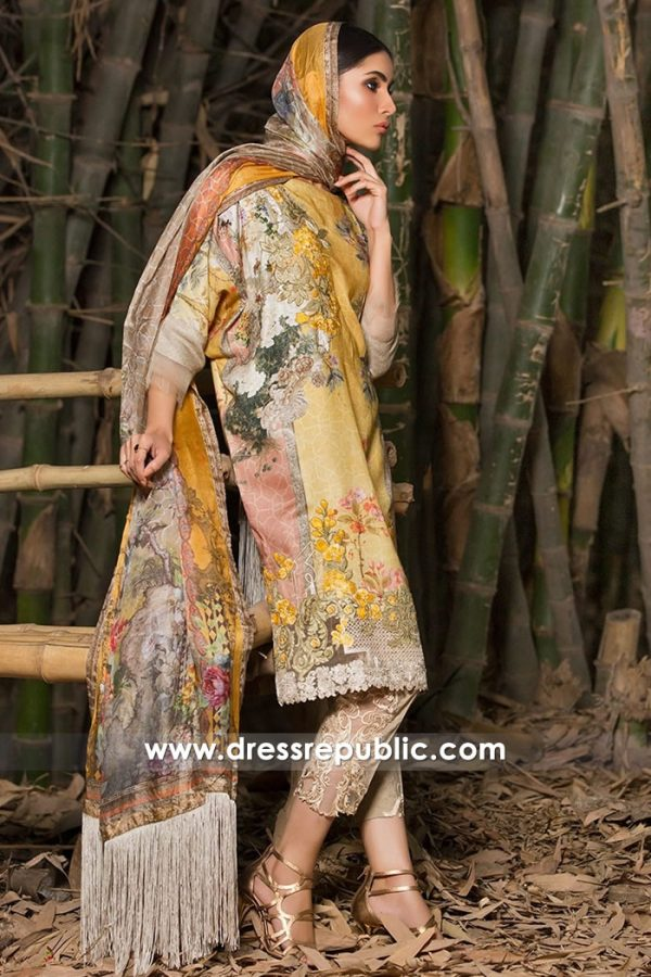 DRP6985 - Sobia Nazir Winter Collection 2017