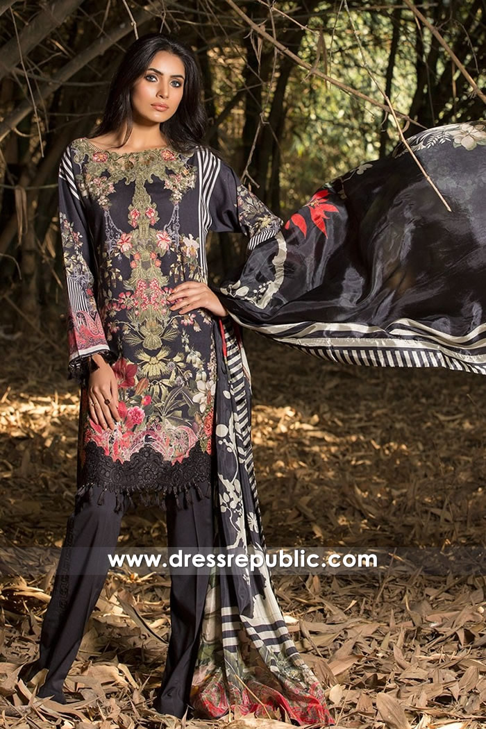 DRP6986 - Sobia Nazir Winter Collection 2017