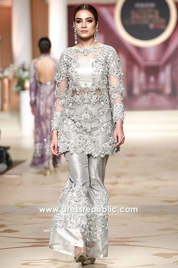 DR14478 - Pakistani Designer Party Wears UK