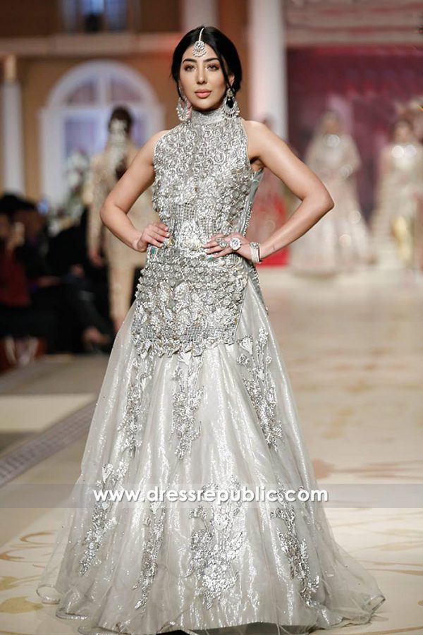 DR14493 - South Asian Wedding Guest Dresses 2018 UK
