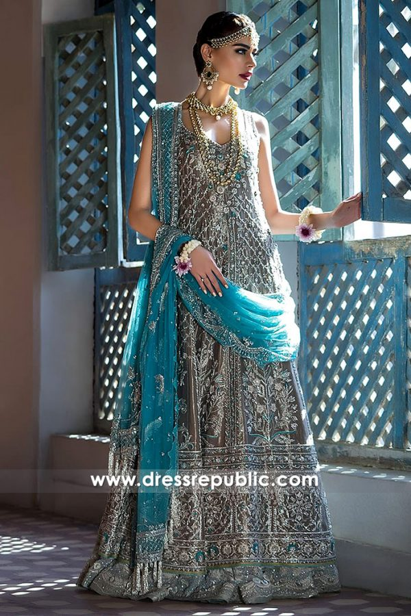 DR14503 - Sania Maskatiya Bridal Collection Australia & New Zealand