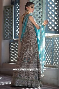 DR14503b - Sania Maskatiya Bridal Collection Australia & New Zealand