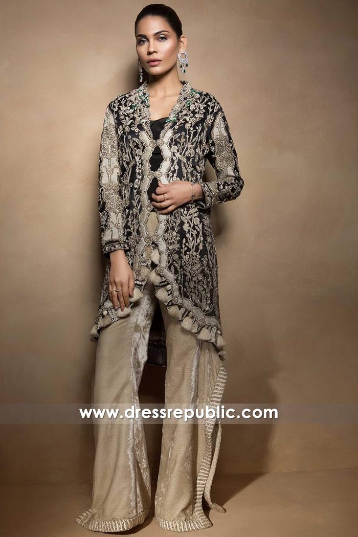 DR14514 - Designer Mahgul Party Dresses Shop Online Toronto, Canada