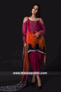 DRP7000 - Maria B Online Shop Silk 2018
