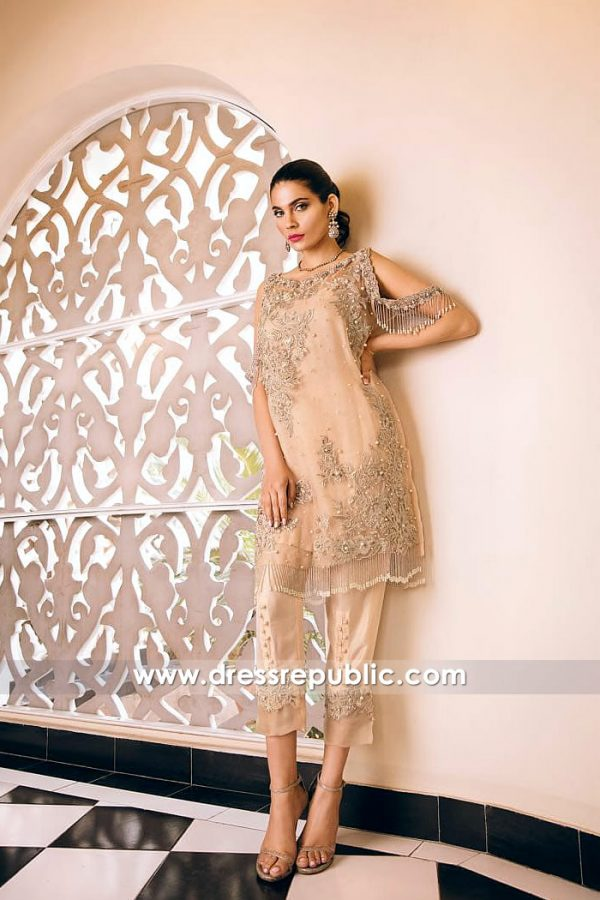 DR14524 - Nomi Ansari UK Party Wears 2018