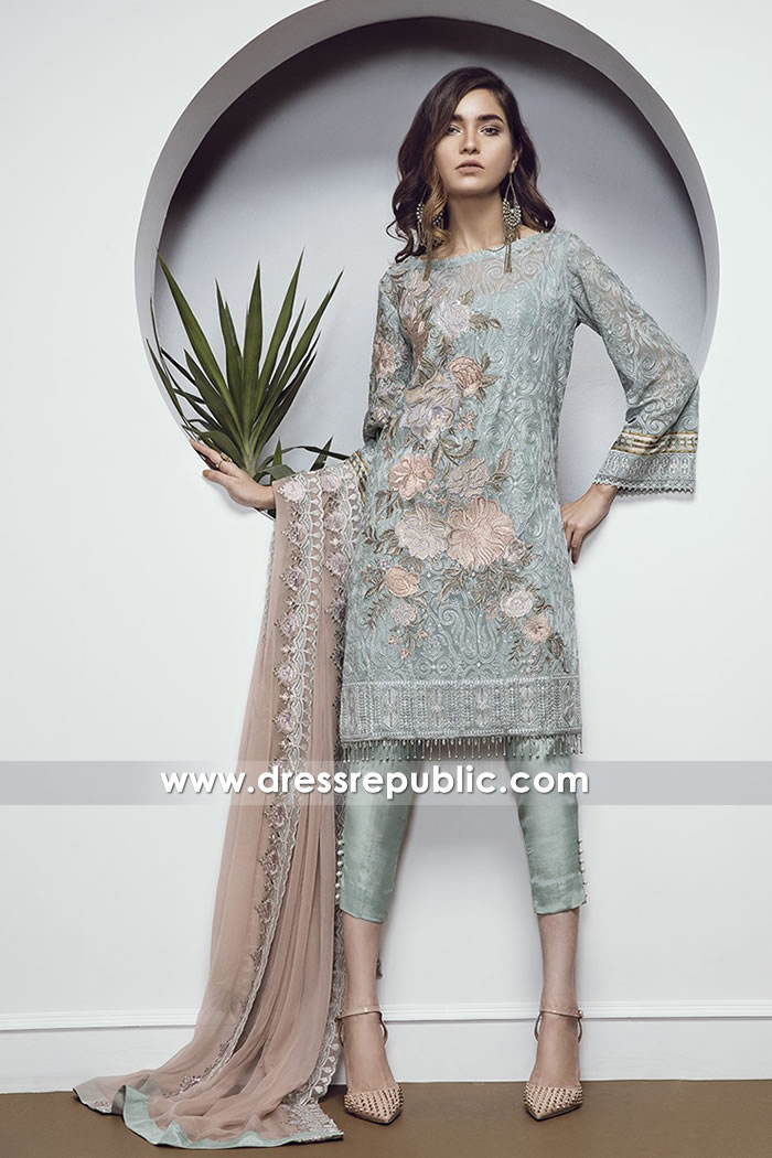 DRP7021 - Baroque Chantelle 2018 Shop Online in Karachi, Lahore, Islamabad