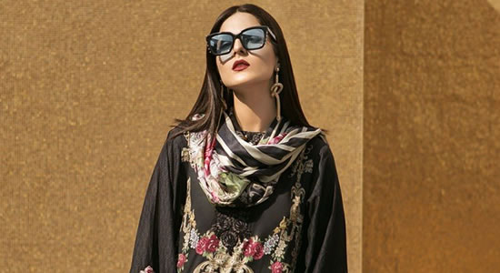 Maria B Lawn Collection 2018 Now Available