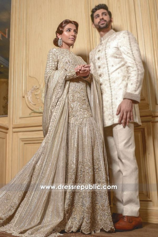 DR14549 Faraz Manan Bridal 2018 Los Angeles, New York, Chicago, USA