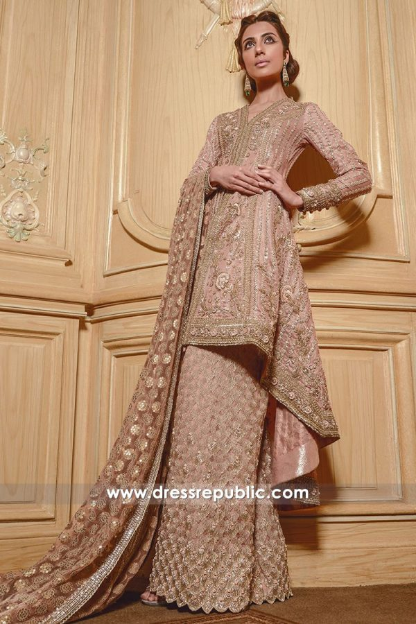 DR14550 Faraz Manan Wedding Dresses 2018 USA Online Houston, Dallas