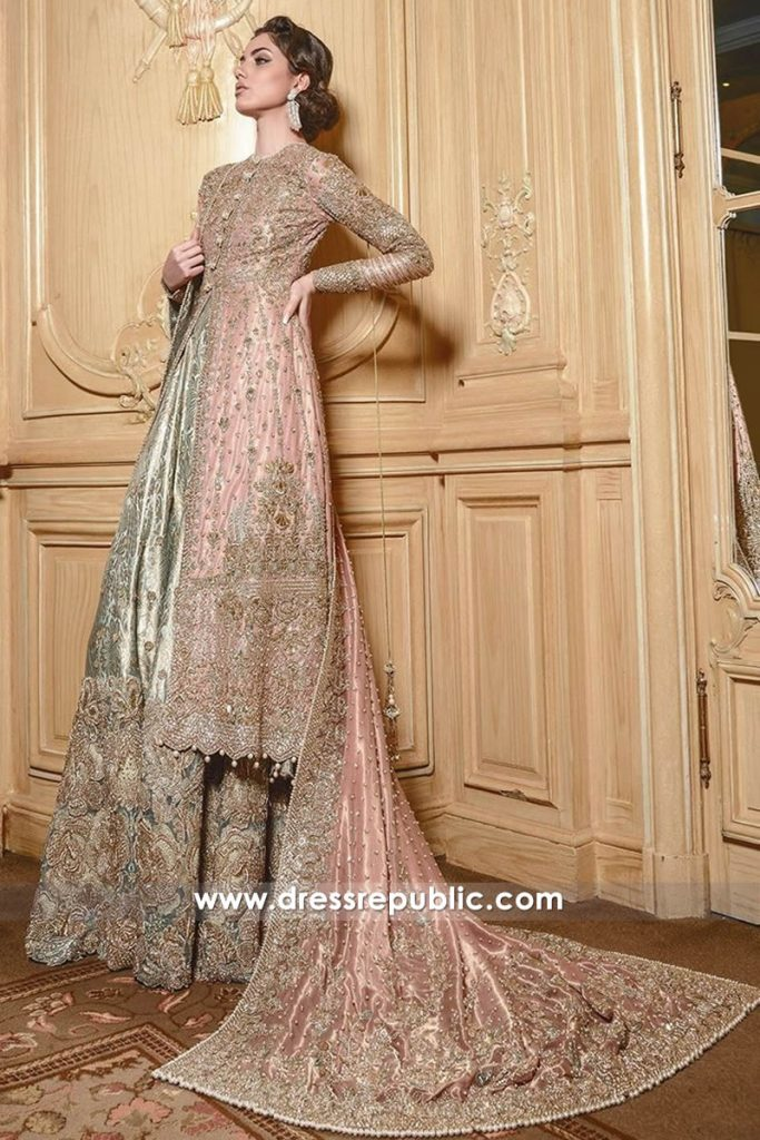 8a7ba5f4a5 ... DR14552 Faraz Manan Bridal Collection 2018 Buy in New York, New Jersey  ...