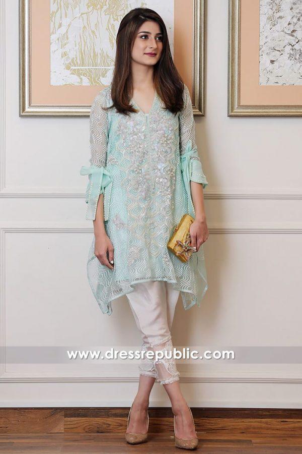 DR14562 Farah Talib Aziz Party Wear 2018 Buy Online in UK, USA, Canada