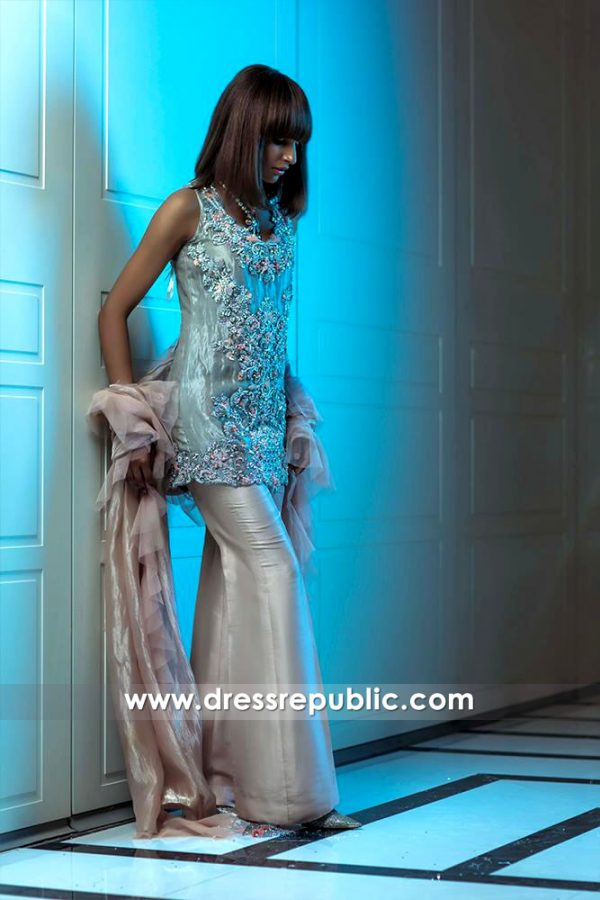DR14579 Ammara Khan Party Dresses 2018 Los Angeles, New York, Chicago