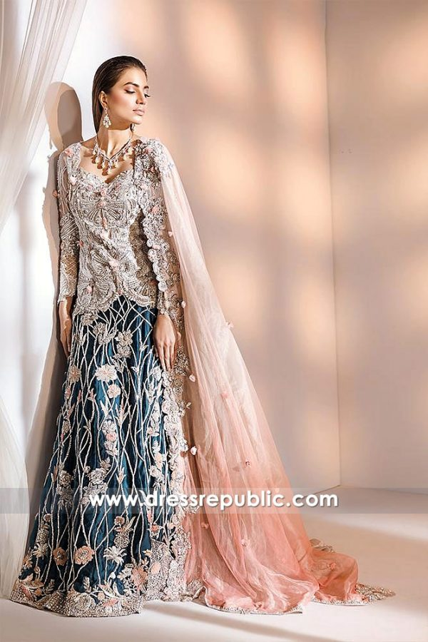 DR14585 Ammara Khan Bridal Dress 2018 Karachi, Lahore, Islamabad, Pakistan