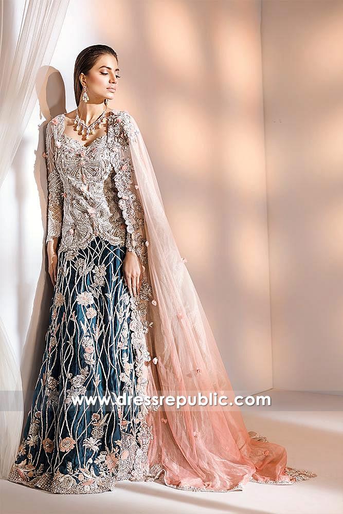 DR14585 Ammara Khan Bridal Dress 2018 Karachi, Lahore, Islamabad, Pakistan